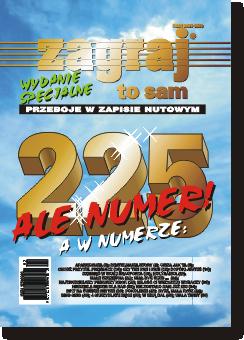 Okładka Zagraj to sam Wydanie Specjalne 225