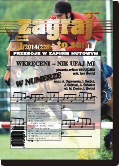 Okładka Zagraj to sam - nr II/2014 (228)