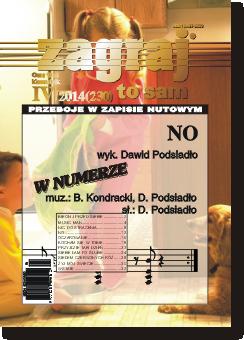 Okładka Zagraj to sam - nr IV/2014 (230)