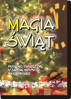 Okładka MAGIA ŚWIĄT cz. 1.