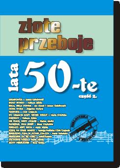 Okładka Złote Przeboje Lata 50-te cz. 2.