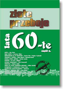 Okładka Złote Przeboje Lata 60-te cz. 2.