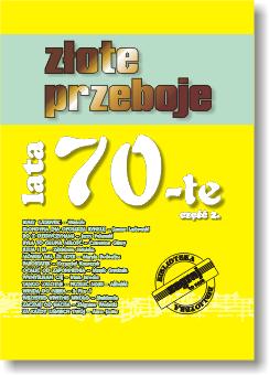 Okładka Złote Przeboje Lata 70-te cz. 2.