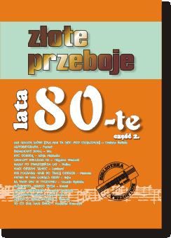 Okładka Złote Przeboje Lata 80-te cz. 2.