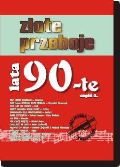 Okładka Złote Przeboje Lata 90-te cz. 2.